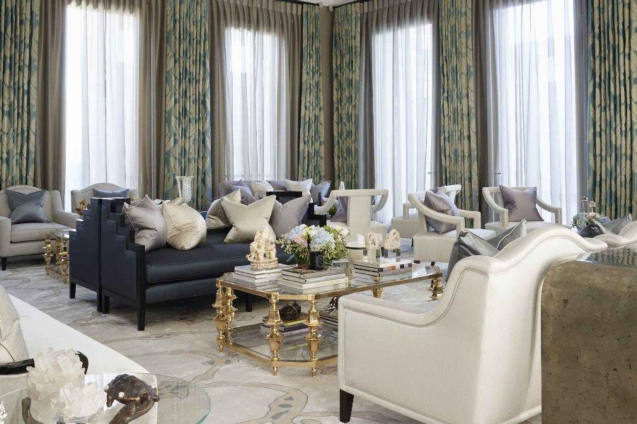 Katharine Pooley katharine pooley Katharine Pooley, One of Britain's Most Talented Interior Designers Katharine Pooley Kuwait Villa