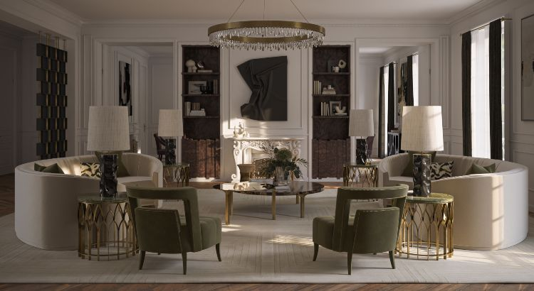 Living Room Decor Inspiration from Instagram