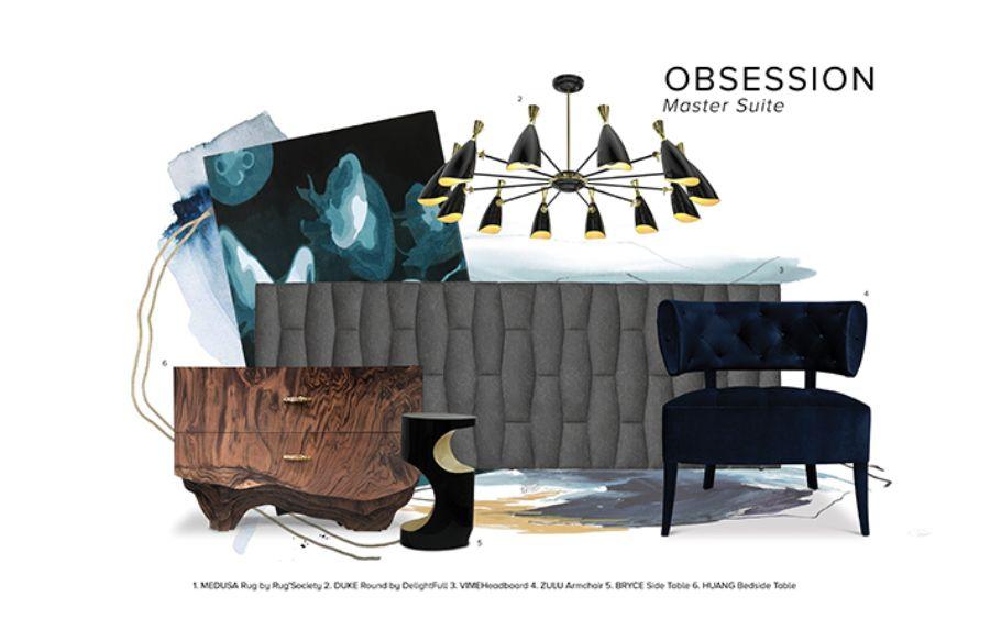 Master Suite Design Ideas: Parisian Flair from the Eternel Apartment