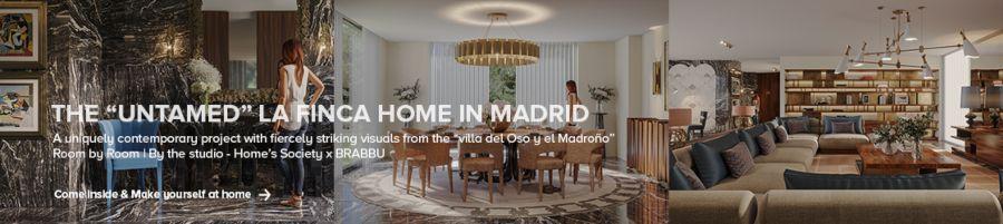 La Finca: The Untamed & Modern Contemporary Artful Home in Madrid la finca La Finca: The Untamed & Modern Contemporary Artful Home in Madrid blog artigo 900