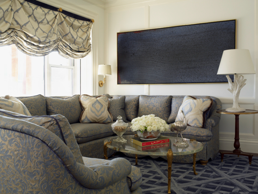 Alex Papachristidis Interiors - High-end Interiors By One of NY's Best