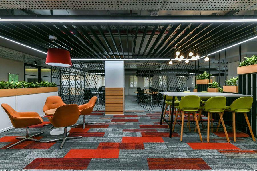 DSP Design, Most Impressive Corporate Design Spaces