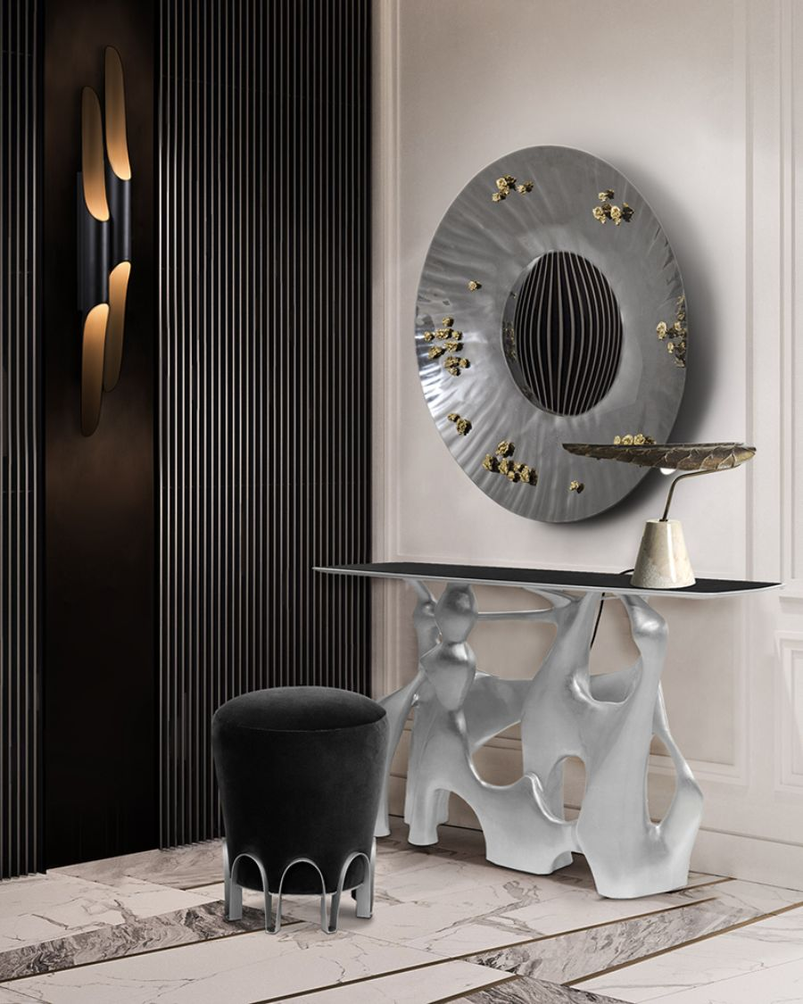Entryways: 10 Fierce & Modern Design Inspirations for a Timeless Feel