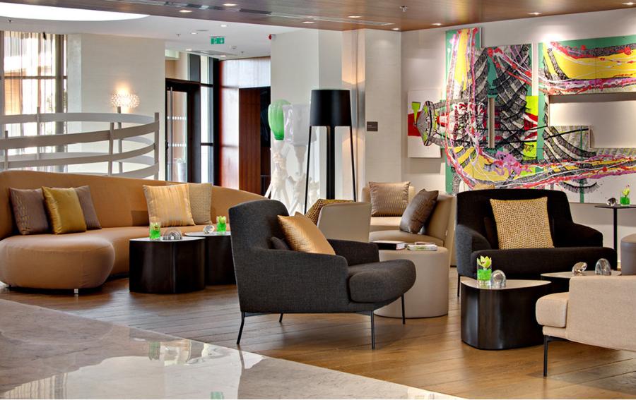 FHTT Studio High End Hospitality Projects  fhtt studio FHTT Studio High End Hospitality Projects FHTT Studio Hotel Marriott Renaissance Aix 5