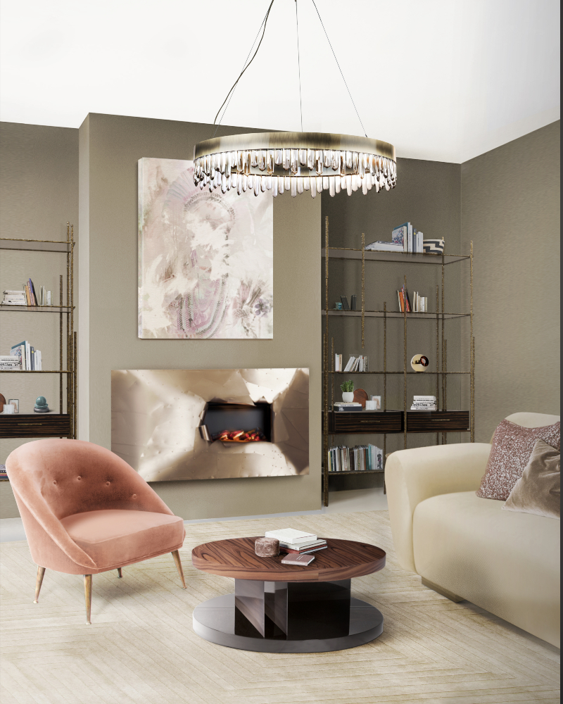 Interior Design Ideas for Modern, Unique and Trendy Living Rooms