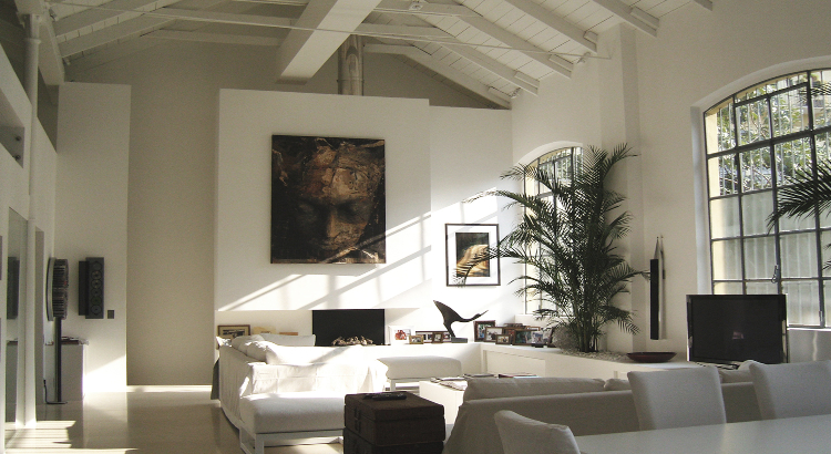 High-End Interior Design Inspirations by Sordina Torno Partners sordina torno partners High-End Interior Design Inspirations by Sordina Torno Partners Loft in Milan Sordina Torno Partners 1