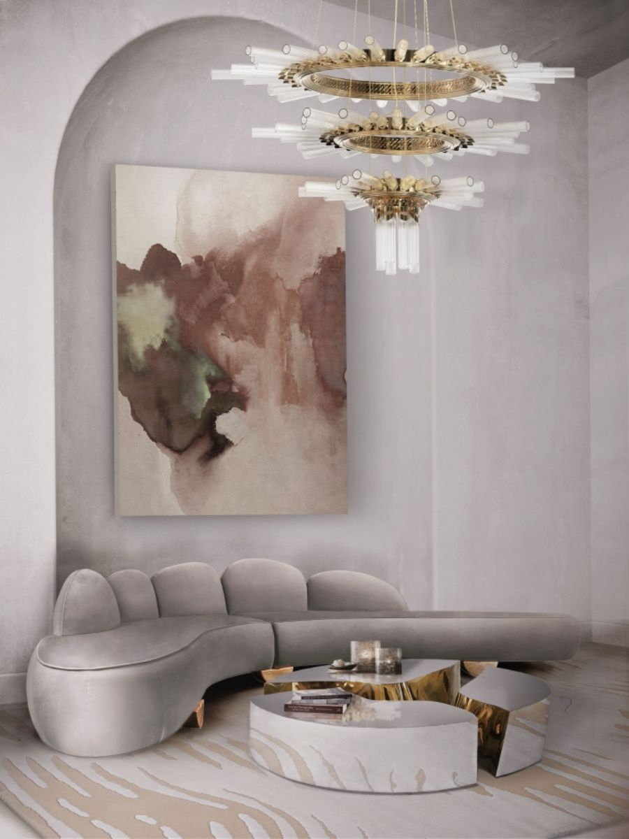 Modern Decor Ideas for Your Home: Living Rooms and Offices