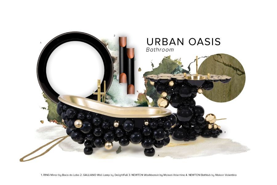 Urban Oasis Bathroom: Discover The Perfect Bathroom Design from Madrid