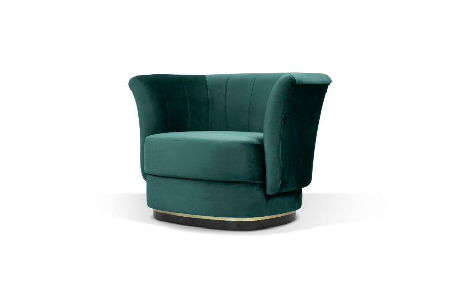 Best Sellers: 10 Modern Armchairs that Take a Stand in Interior Design