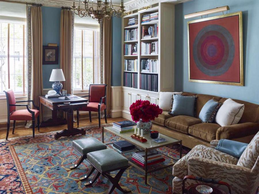 Cullman and Kravis Associates - High-end Interiors from New York