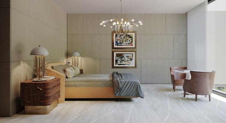 Modern Bedroom Interior Design: Timeless, Elegant and Personal