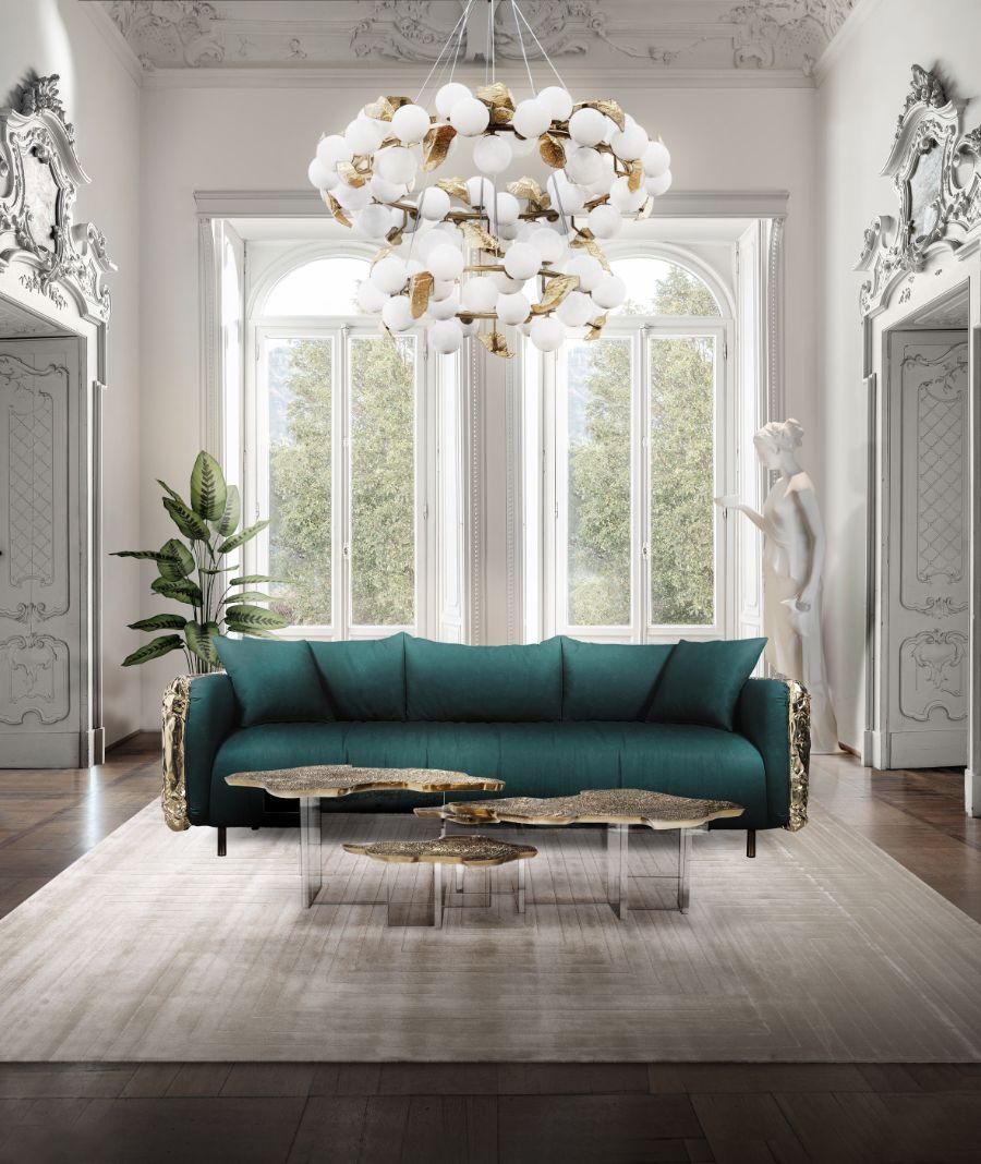 Modern Contemporary Living Room Design: Sophisticated & Elegant Decor