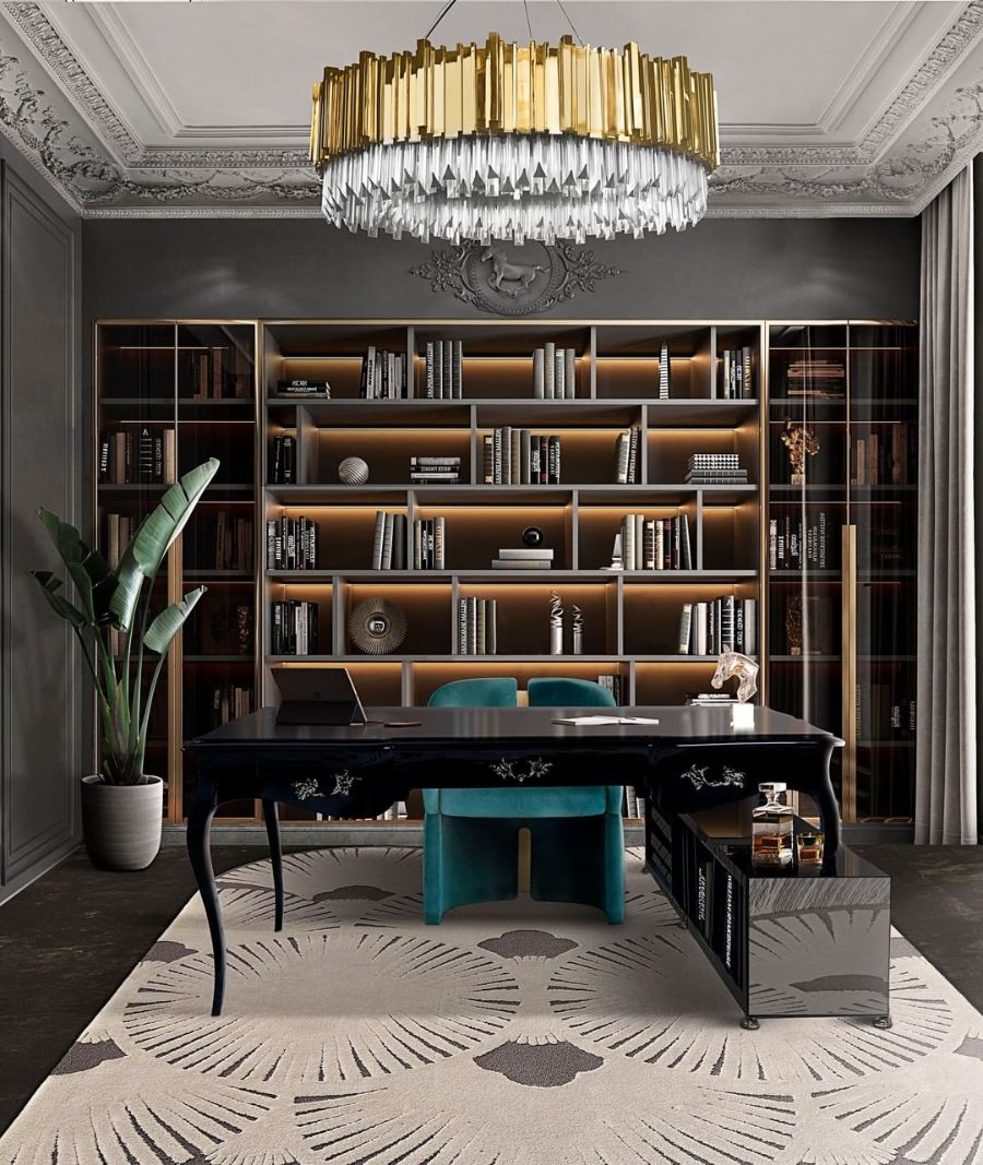 Office and Reading Corner Inspiration: Modern, Functional Unique Ideas