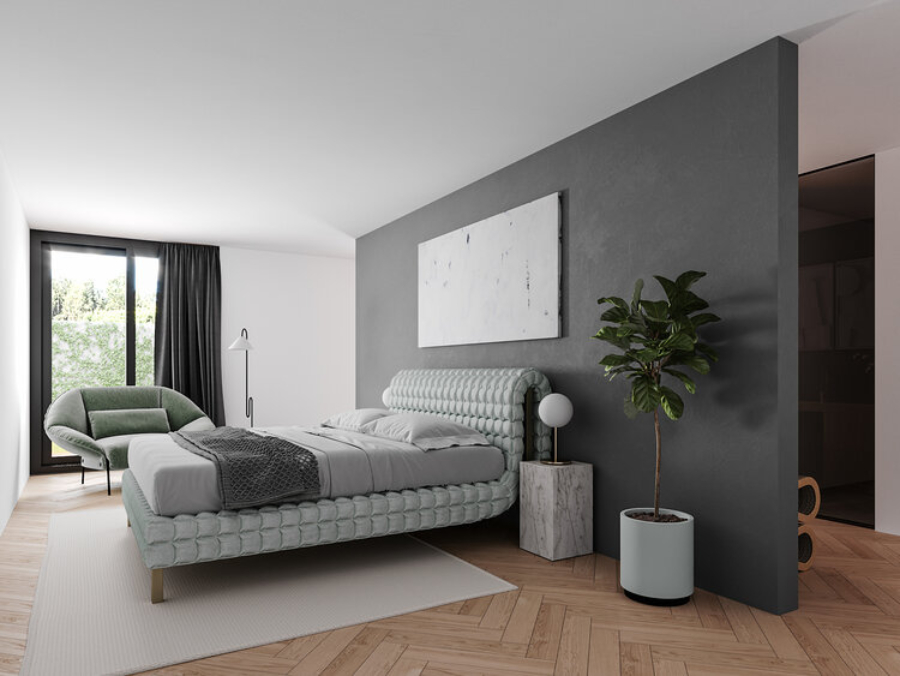 anastasia schuler design bedroom contemporary