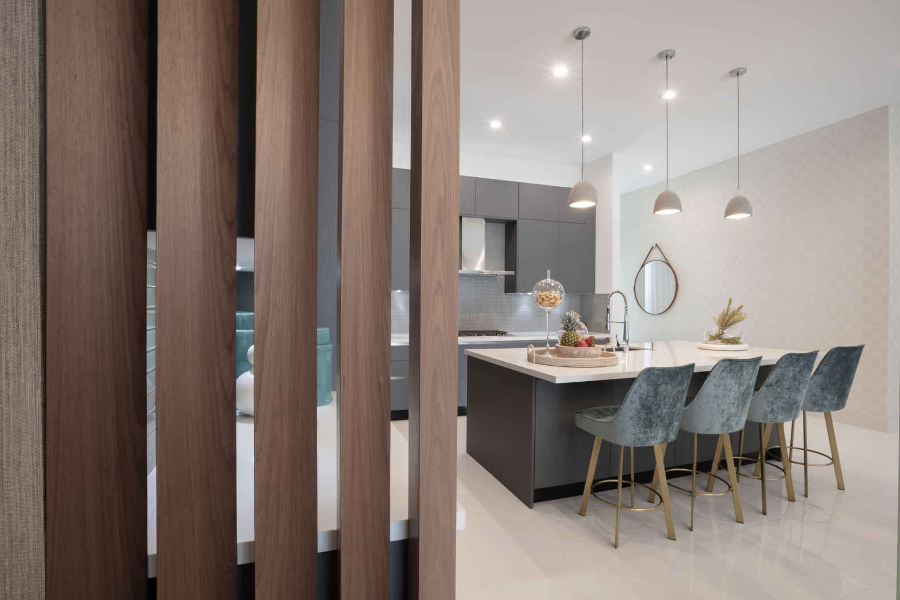 DKOR Interiors - Dive into some of the Best Interior Design in Miami - Earthy Modern Miami Vacation Home