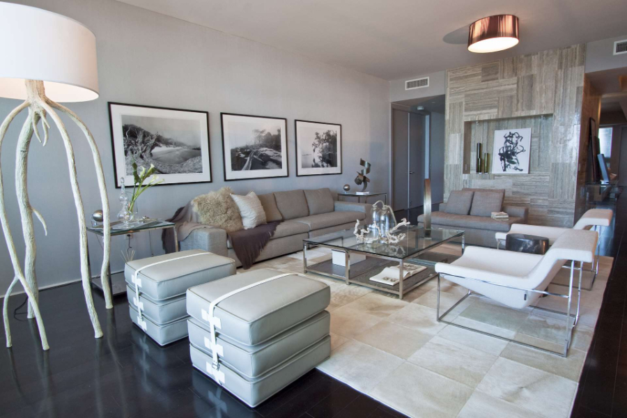 Dive into some of the Best Design in Miami with DKOR Interiors - Weathered Elegance – Interior Design Miami Beach