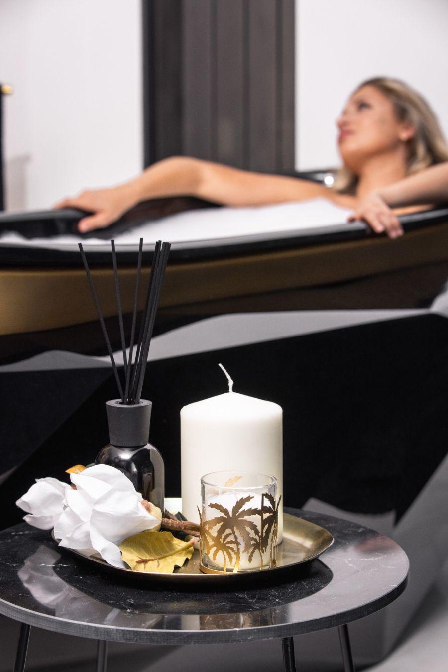 Design Talks: Sabrine Terrasse & The Luxurious Moon Bathroom Showroom