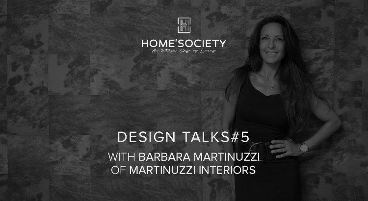 Design Talks with Martinuzzi Interiors: Dominating Swiss Design Scene