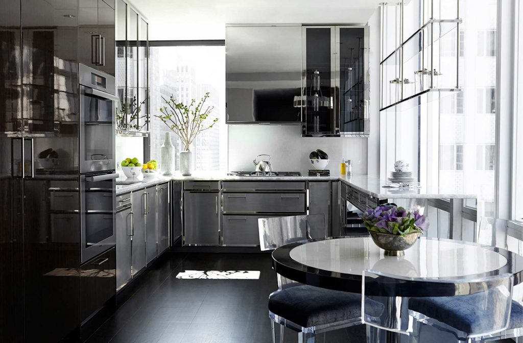 Elegant Contemporary Interior Design Projects By Carlyle Designs
