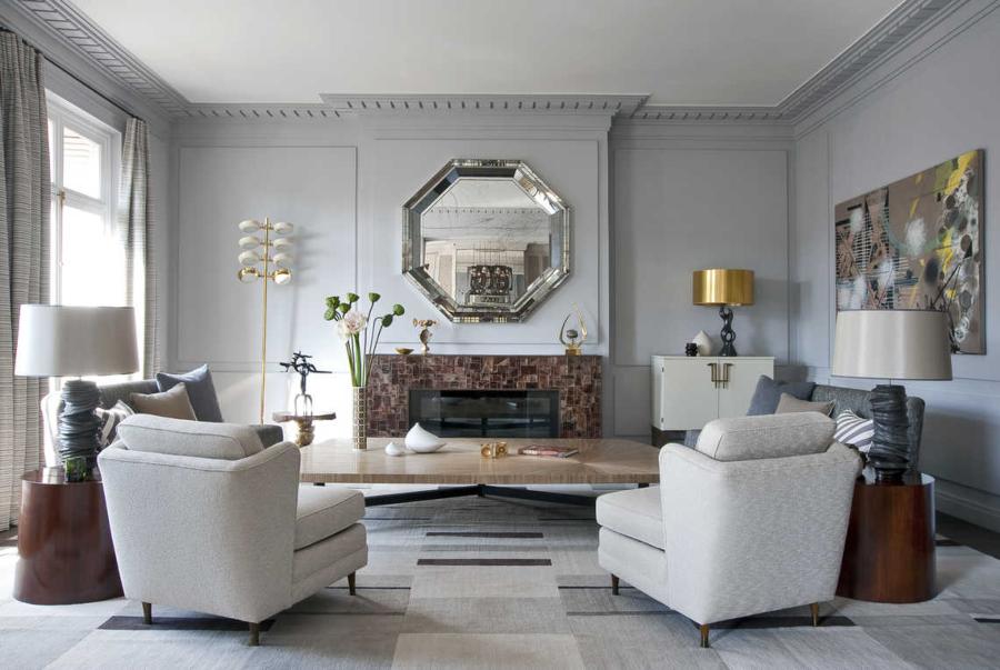 Jean-Louis Deniot Living Room Eylau Project