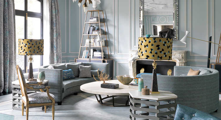 Jean Louis Deniot Interior Designer in Paris