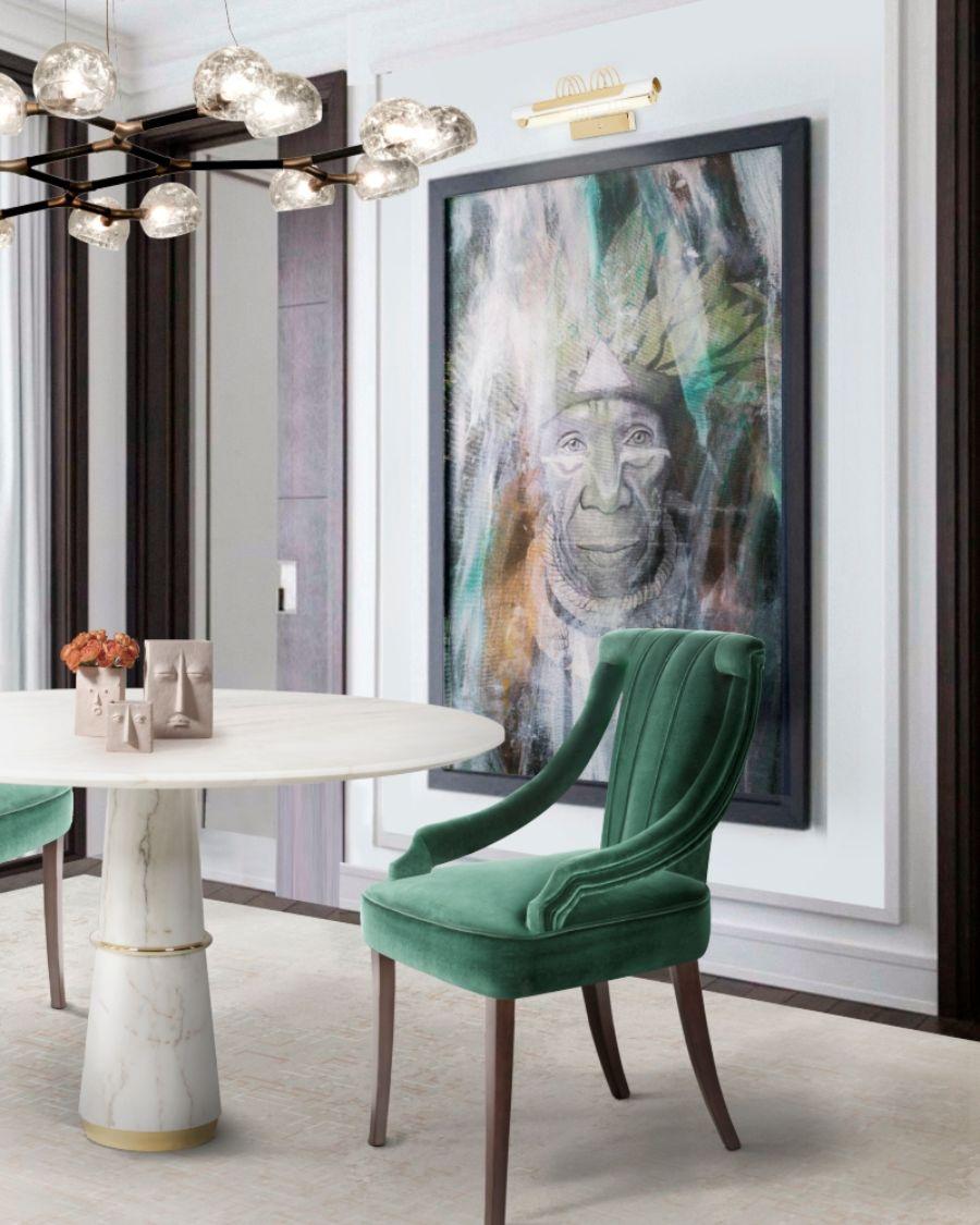 Modern Dining Room Decor: Elegant, Comfortable, Fierce, Unique
