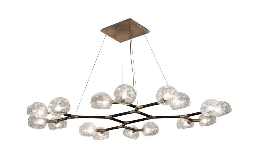 horus ii suspension light by brabbu