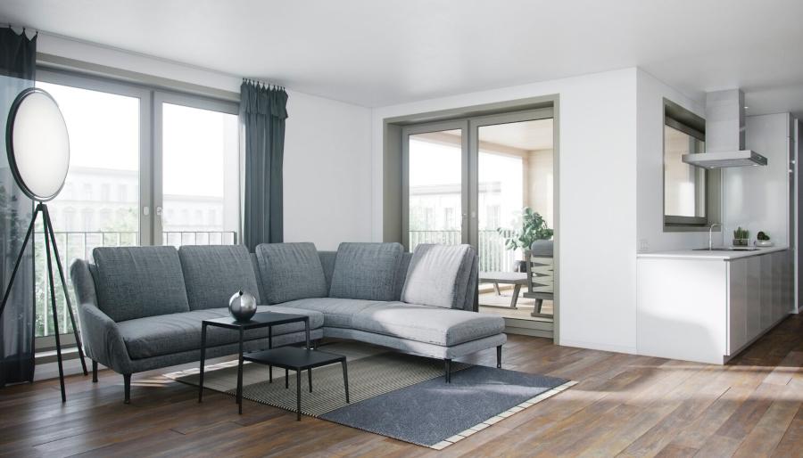 anastasia schuler design living room contemporary