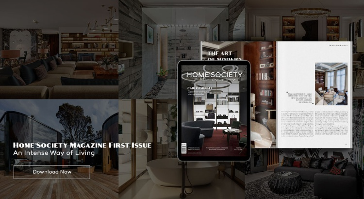 Home'Society Magazine: Your Doorway into New Enchant Worlds of Design