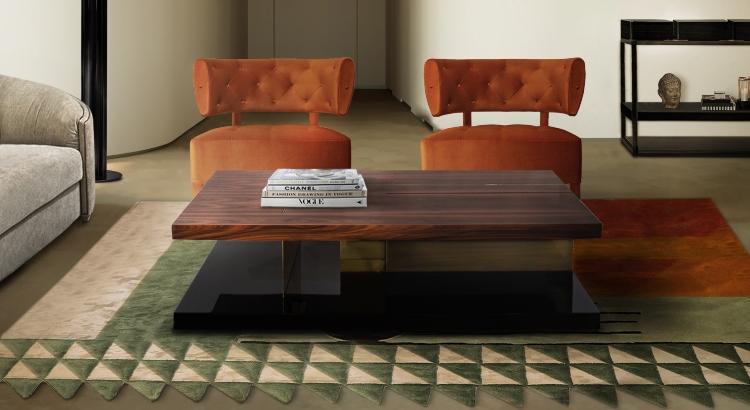 Modern Midcentury Interiors: Harmonising Sleek Lines & Organic Shapes