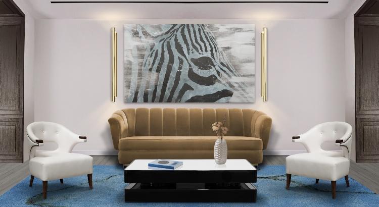 Velvet Sofas: The Centre Stage of Your Living Room Design