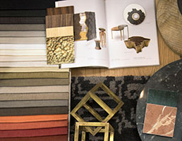 Over 200 materials, fabrics and finishes to meet your customization needs