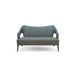 Nº20 | 2 Seater Sofa Modern Design by BRABBU