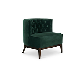 BOURBON Armchair Contemporary Design by BRABBU that will conquer all the living room sets.