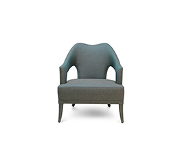Nº20 Armchair Modern Design by BRABBU it's an elegant living room furniture piece ideal for a modern home decor.