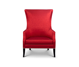 DUKONO | Wingback Chair Modern Design by BRABBU