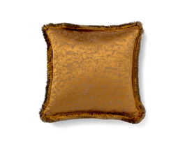 MARMUR GOLD | Eclectic Design Pillow by BRABBU