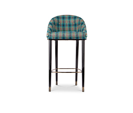 MALAY RARE IV | Bar Chair Mid Century Design by BRABBU