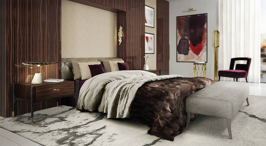 Contemporary Bedroom design Inspirations
