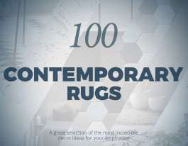 100 Contemporary Rugs