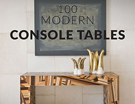 100 Modern Console Tables