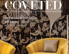COVETED - The Ultimate Collector's Luxury & Design Magazine