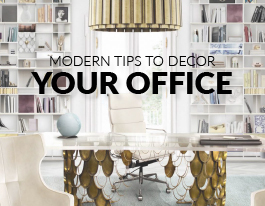 Modern Tips to Decor Your Office