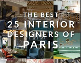 The Best 25 Interior Designers of Paris