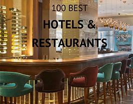 100 Best Hotels and Restaurant