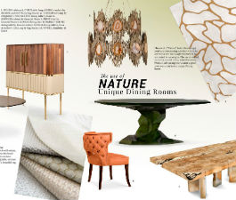 Nature Dining Room